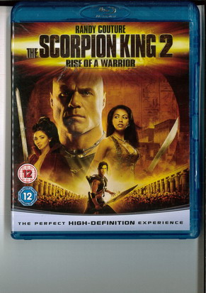 SCORPION KING 2 (BEG BLU-RAY) UK
