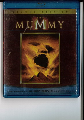 MUMMY (BEG BLU-RAY) USA