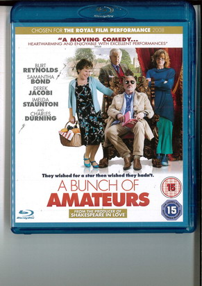 A BUNCH OF AMATEURS (BEG BLU-RAY) UK