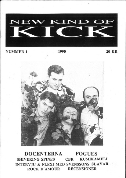 NEW KIND OF KICK 1990:1