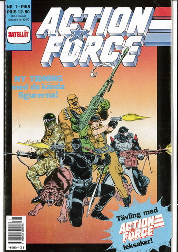 ACTION FORCE 1988:1