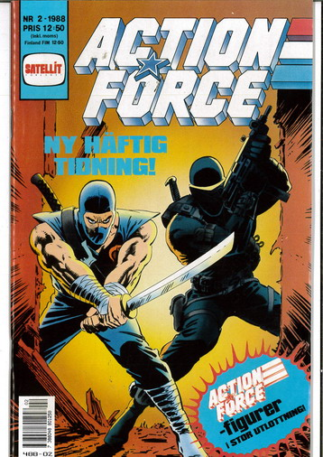 ACTION FORCE 1988:2