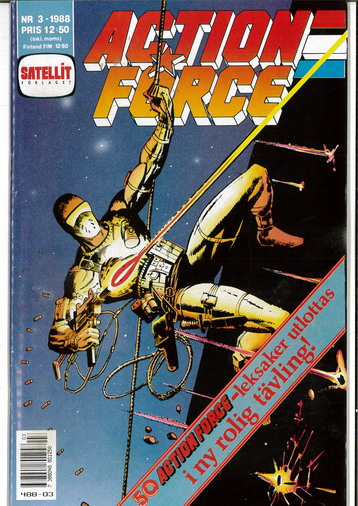 ACTION FORCE 1988:3