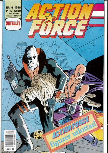 ACTION FORCE 1988:4