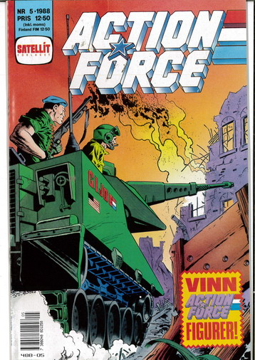 ACTION FORCE 1988:5