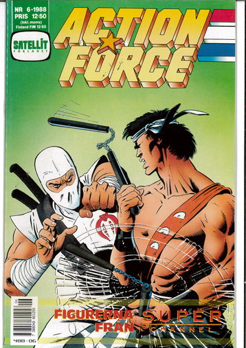 ACTION FORCE 1988:6