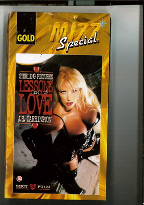 485 LESSONS IN LOVE (VHS)