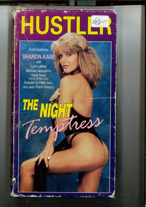 405 THE NIGHT TEMPTRESS/BARE ESSENCE (VHS)