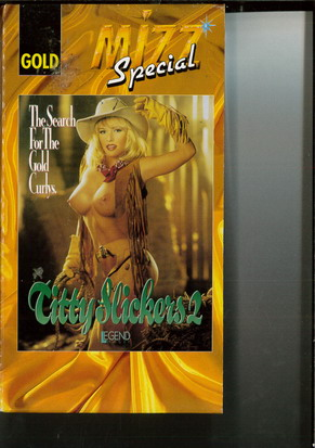 467 TITTY SLICKERS 2 (VHS)