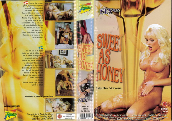 SWEET AS HONEY (VHS) DK
