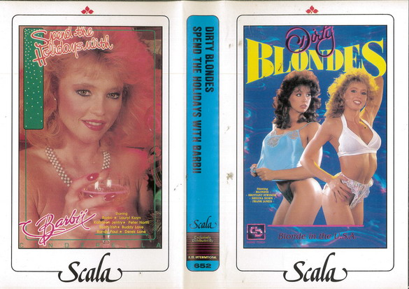 652 DIRTY BLONDES/SPEND... (VHS)