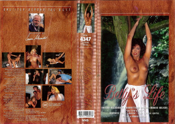 BETTY´S LIFE (VHS)