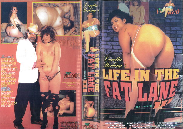 LIFE IN THE FAT LINE (VHS)