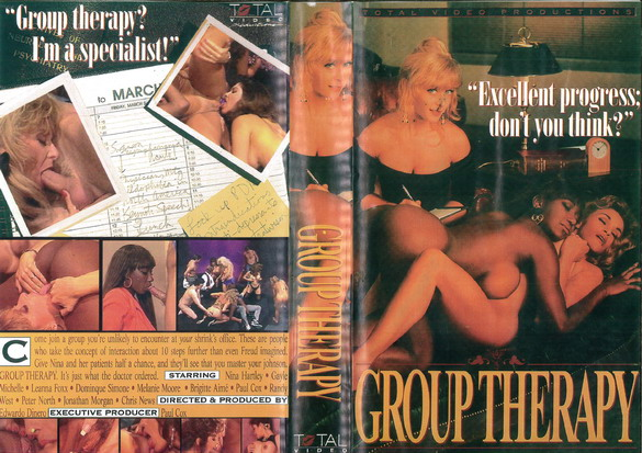 GROUP THERAPY (VHS)