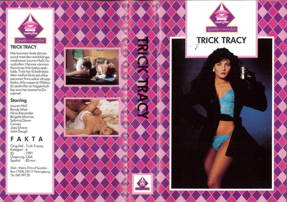 TRICK TRACY