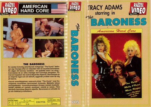 BARONESS (VHS)