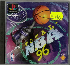 TOTAL NBA 96 (PS1) BEG