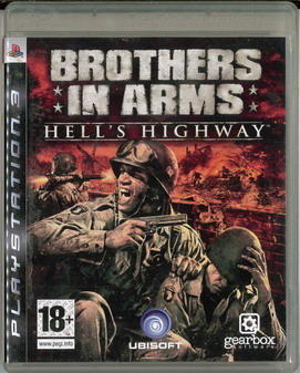BROTHERS IN ARMS: HELL'S HIGHWAY (BEG PS 3)