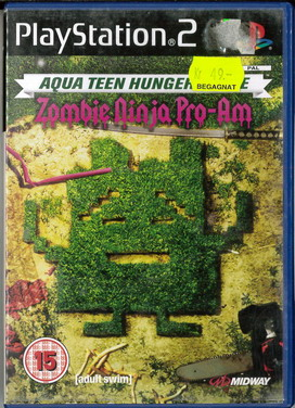 AQUA TEEN HUNGER FORCE (PS2) BEG