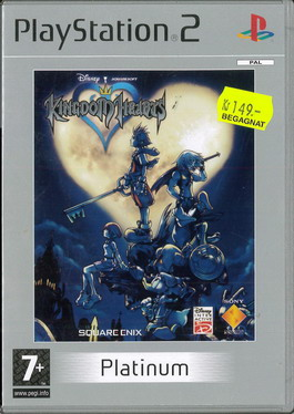 KINGDOM HEARTS (PS2) BEG