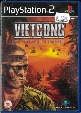 VIETCONG: PURPLE HAZE (PS 2) BEG