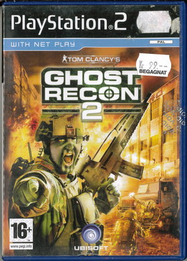 GHOST RECON 2 (PS 2) BEG