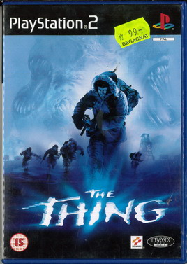 THE THING (PS2) BEG