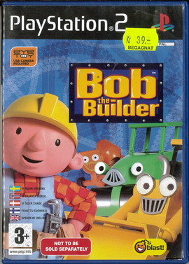 BOB THE BUILDER (PS2) BEG