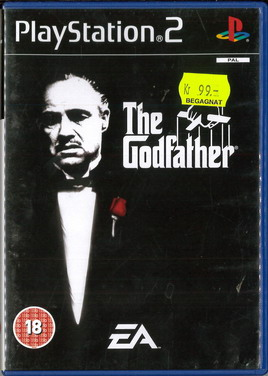THE GODFATHER (PS2) BEG