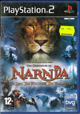 CHRONICLES OF NARNIA: THE LION, THE WITCH AND THE WARDROBE (