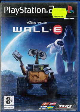 DISNEY/PIXAR: WALL-E (PS2) BEG