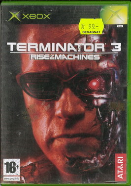 TERMINATOR 3: RISE OF THE MACHINES (XBOX) BEG