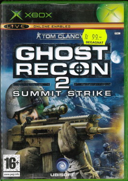 GHOST RECON 2: SUMMIT STRIKE (XBOX) BEG
