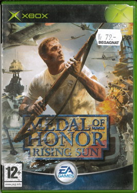 MEDAL OF HONOR: RISING SUN (XBOX) BEG
