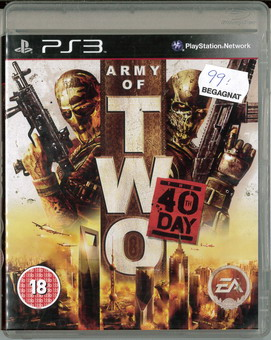 ARMY OF TWO (BEG PS 3)