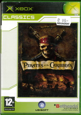 PIRATES OF THE CARIBBEAN (XBOX) BEG