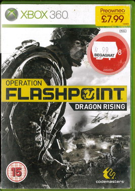 OPERATION FLASHPOINT: DRAGON RISING (XBOX 360) BEG