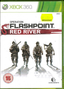 OPERATION FLASHPOINT: RED RIVER (XBOX 360) BEG
