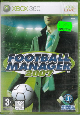 FOOTBALL MANAGER 2007 (XBOX 360) BEG