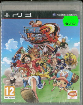 ONE PIECE: UNLIMITED WORLD RED (PS 3)