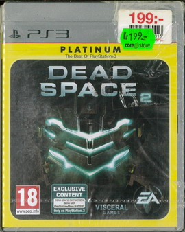 DEAD SPACE 2 (PS 3)