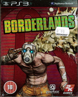 BORDERLANDS (BEG PS 3)