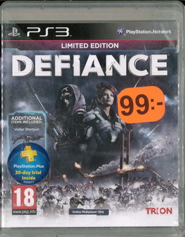 DEFIANCE (PS 3)
