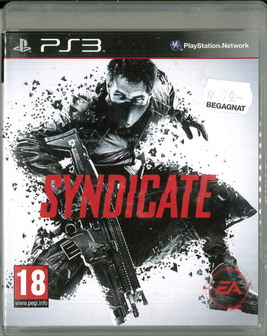 SYNDICATE (BEG PS 3)