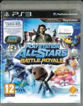 ALL-STARS BATTLE ROYALE (BEG PS 3)