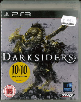 DARKSIDERS (BEG PS 3)