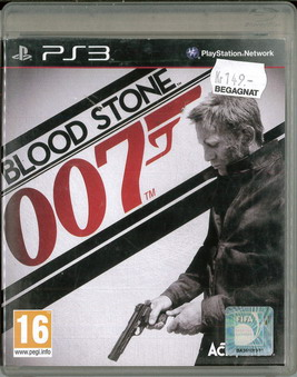 BLOOD STONE (BEG PS 3)