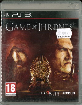 GAME OF THRONES (BEG PS 3)