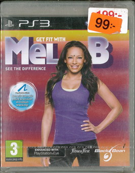 GET FIT WITH MEL B (PS 3)