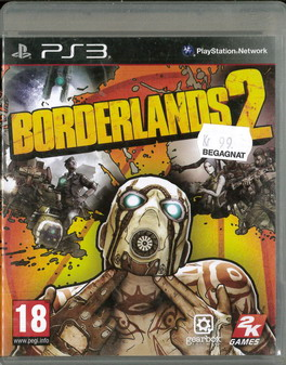 BORDERLANDS 2 (BEG PS 3)